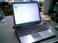 企画ログインシステムの開発マシン