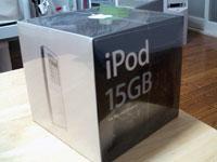 iPod 15G