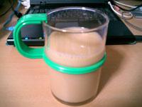 コーヒー牛乳っぽい