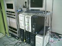 講義室にあったマシン