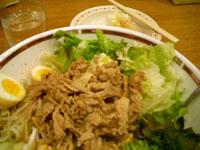 小盛肉トーフ丼