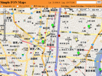 Simple FON Maps