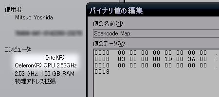 CPU とバイナリ値