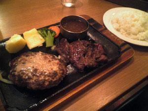 ハンバーグ・カットステーキ