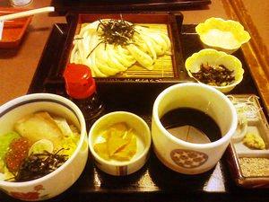 セイロと海鮮丼